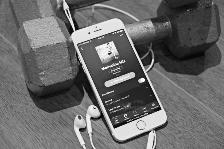 Workout music: How to build the best gym playlist – CahuteFit
